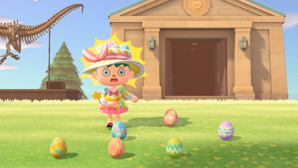 Guida Pasqua Animal Crossing New Horizons uova