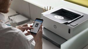 Diamo un taglio allo stress da stampanti HP annuncia un nuovo toner facile da ricaricare ed estremamente economico