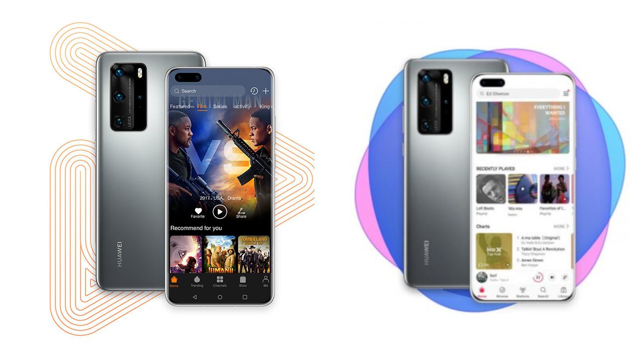 Huawei Video e Huawei Music gratis, ma ancora per poco thumbnail