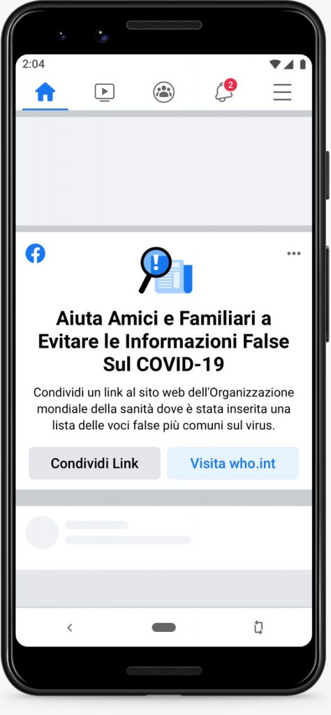 fake news facebook