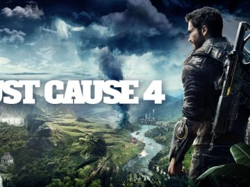 Just Cause 4 gratis epic games store