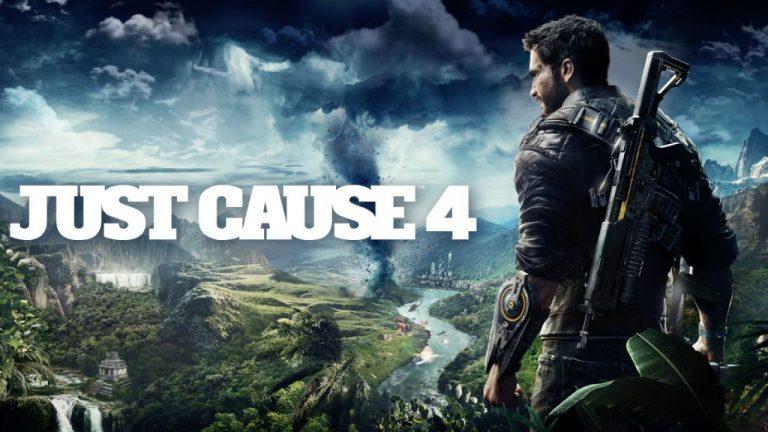 Just Cause 4 gratis epic games store
