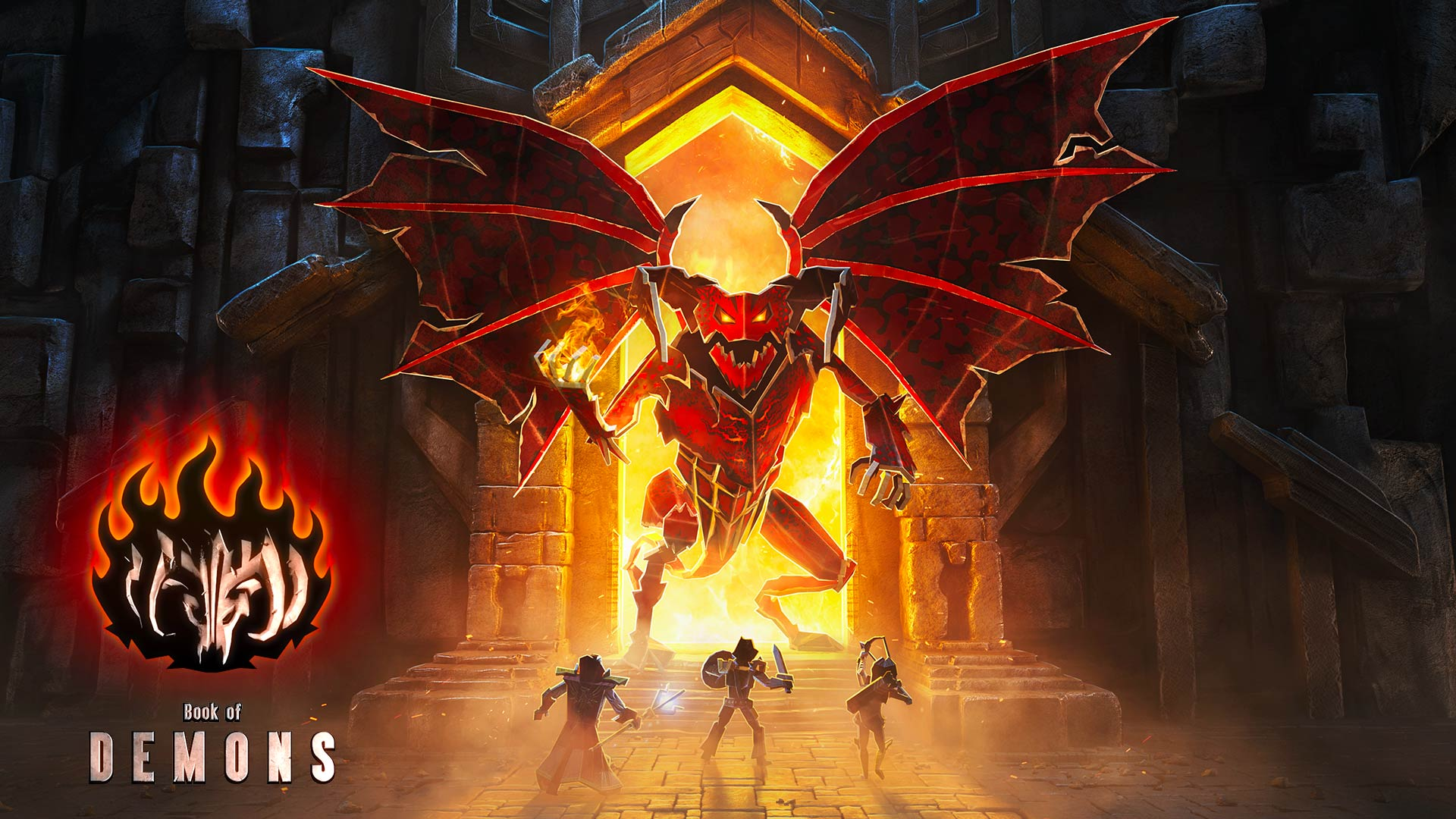 Book of Demons in arrivo su Nintendo Switch, PlayStation 4 e Xbox One thumbnail