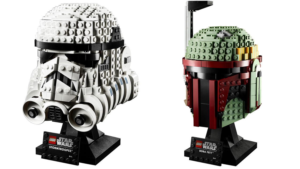 LEGO Casco Star Wars