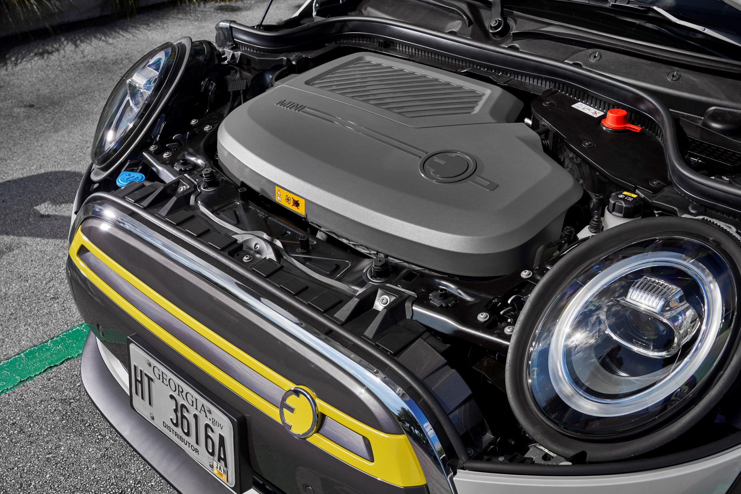 MINI Elettrica prezzo motore