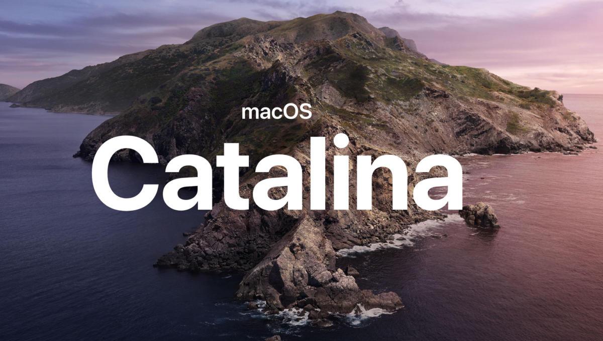 Nuovo aggiornamento per MacOS Catalina thumbnail