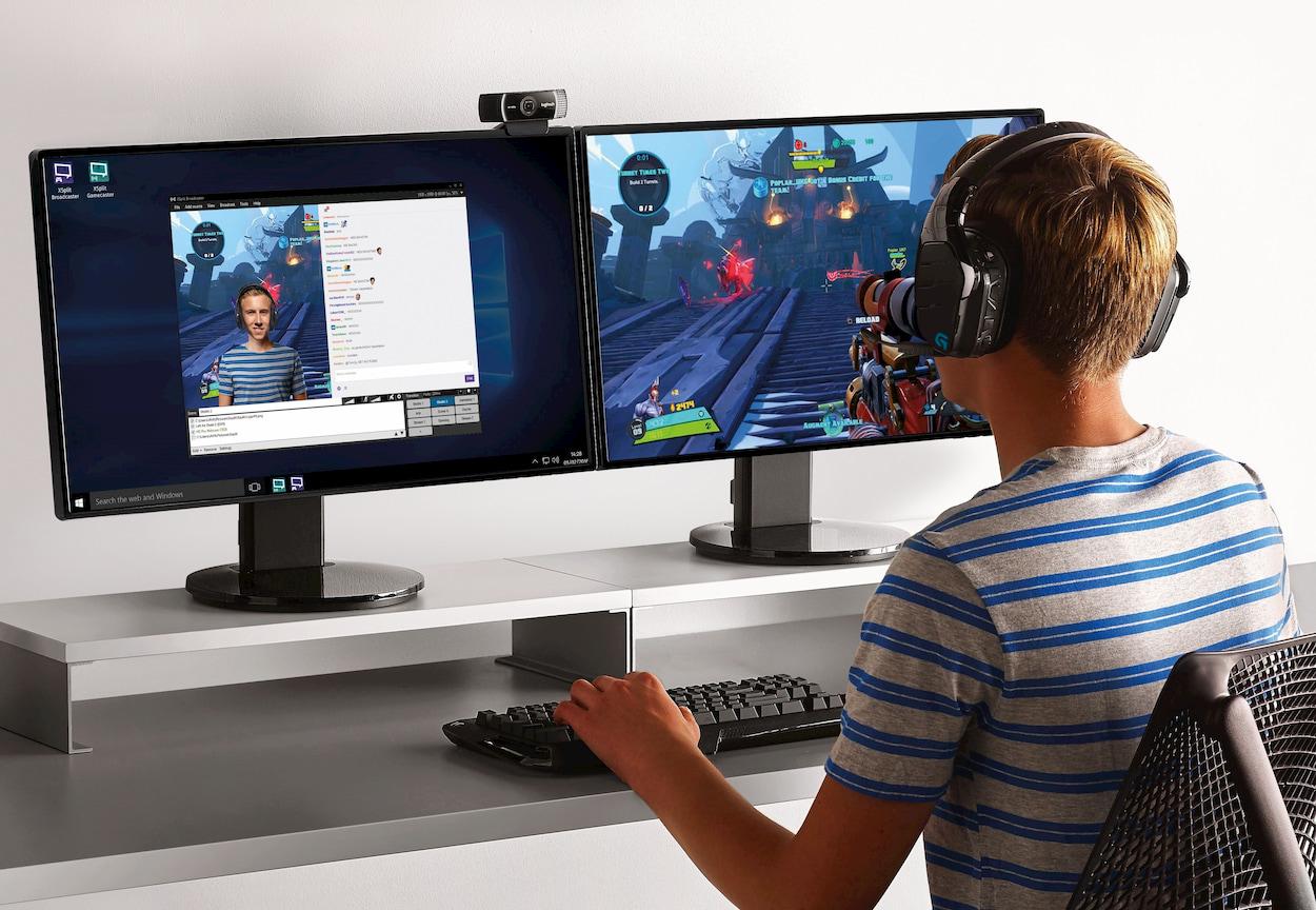 La webcam giusta per rivoluzionare le tue videochiamate thumbnail