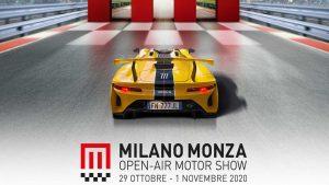 Il Milano Monza Motor Show 2020 è stato ufficialmente rinviato L'Autodromo di Monza dovrà aspettare il periodo autunnale per dare il via allo show