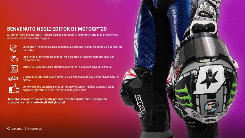 MotoGP-20-recensione-personalizzazione