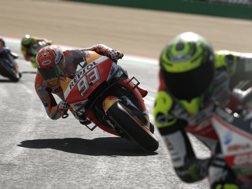 MotoGP 20 modalità carriera