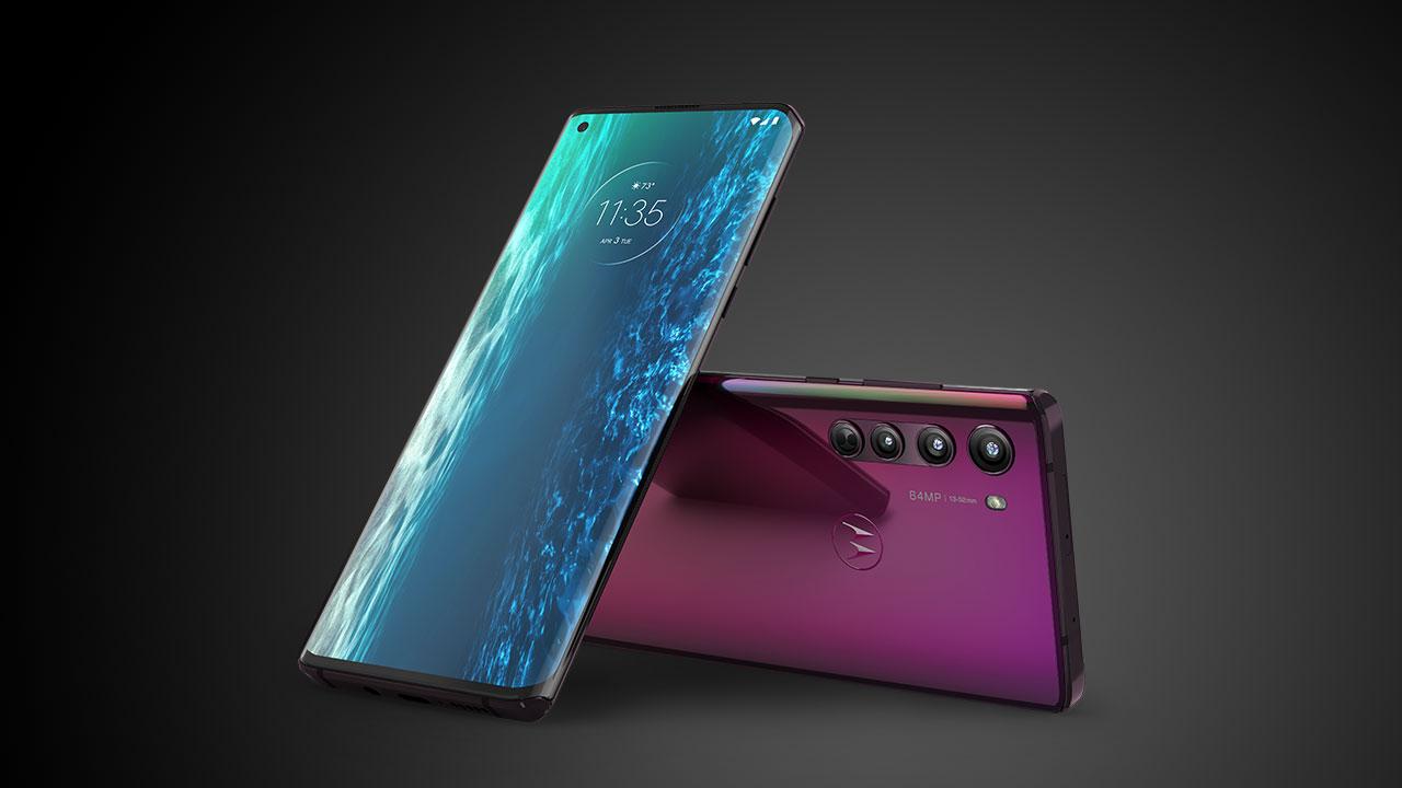 Motorola Edge caratteristiche