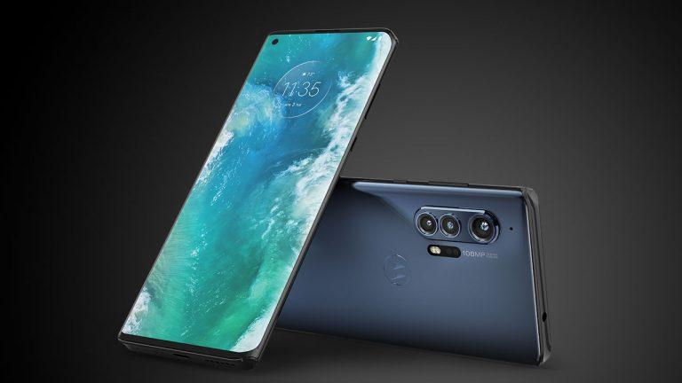Motorola Edge + prezzo caratteristiche