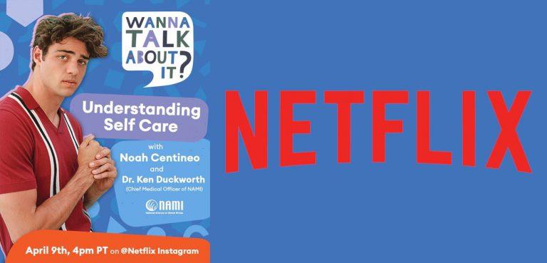 Netflix Instagram serie COVID-19 pandemia copertina