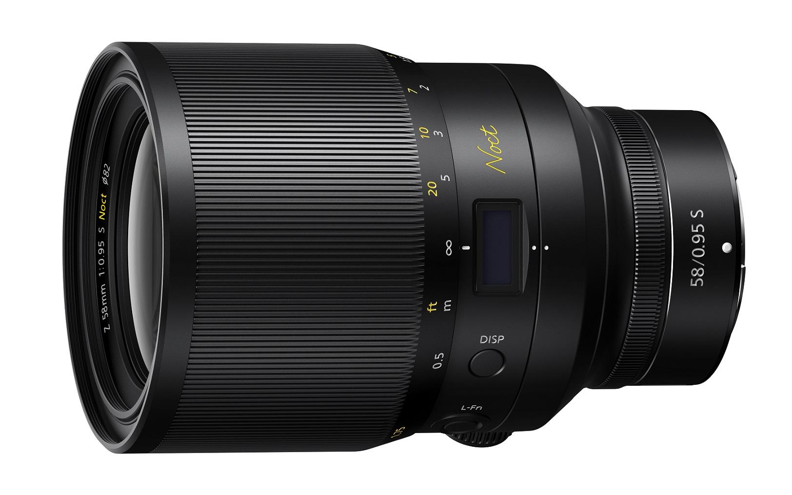 Red Dot Nikkor Z 58mm S Noct