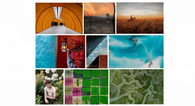 Open Competion Sony World Photography Awards 2020 copertina