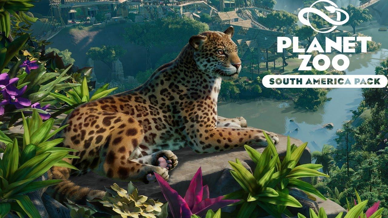 Planet Zoo: South America Pack, alla volta della giungla thumbnail