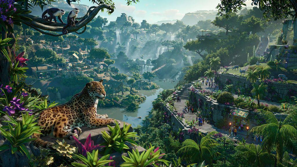 La nuova espansione di Planet Zoo ci porta in Sud America thumbnail