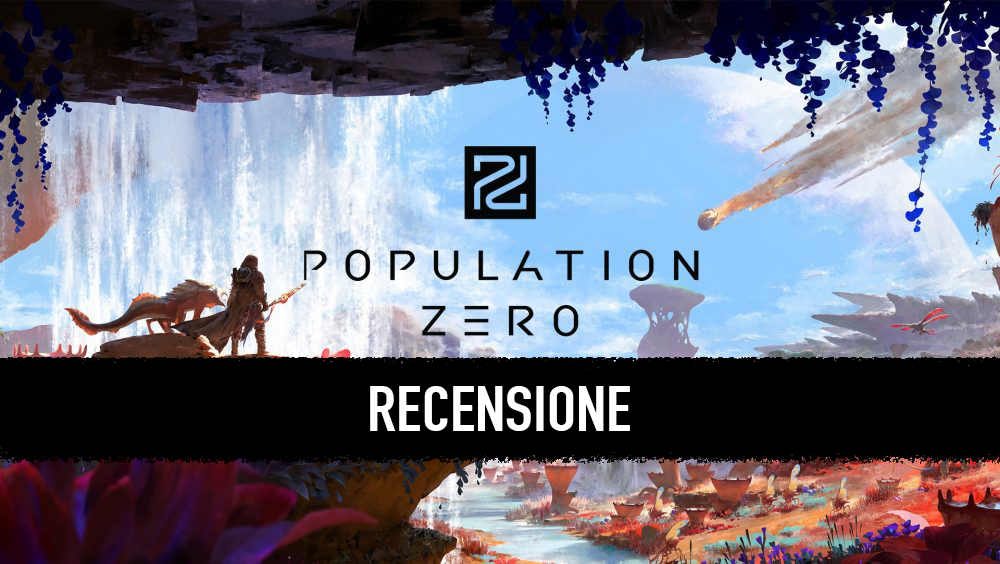 Population Zero recensione: sette giorni per salvare il mondo thumbnail