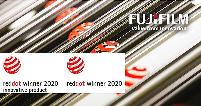 Pioggia di premi per Fujifilm al Red Dot Design Awarde iF Design Award thumbnail
