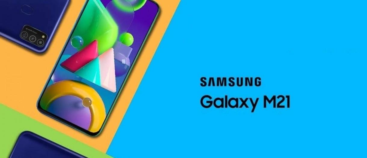 Samsung Galaxy M21 ufficiale: mega batteria  e display Super Amoled thumbnail