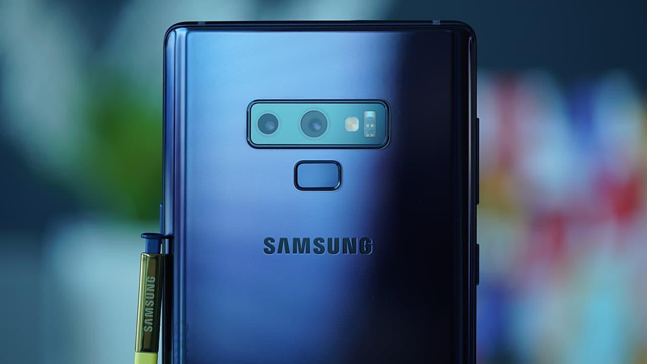 Samsung Note 9 riceverà l'aggiornamento con la ONE UI 2.1? Forse thumbnail