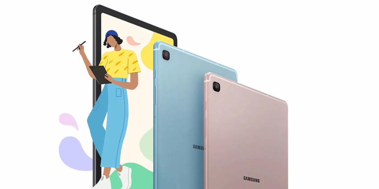 Samsung Galaxy Tab S6 Lite copertina
