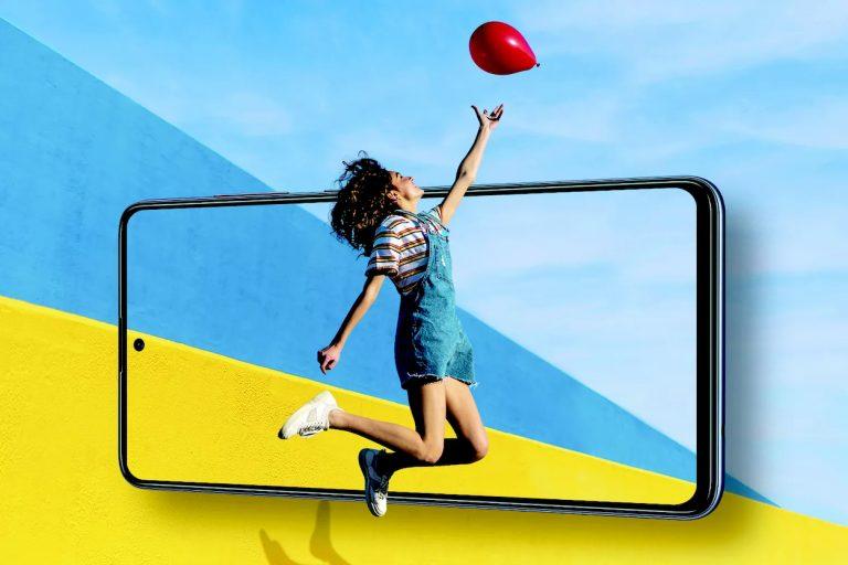 Samsung fascia media 5G copertina