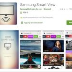 Samsung smart view