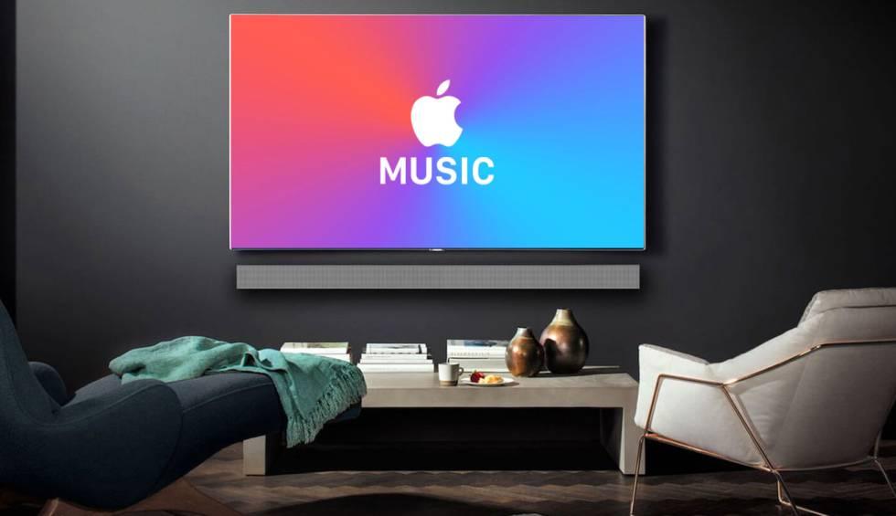 Samsung porta Apple Music sulle proprie Smart TV più recenti thumbnail