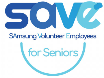 Samsung SAVE for Seniors logo