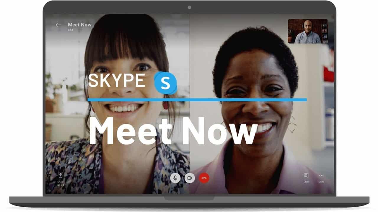 Skype rincorre Zoom: ecco Meet Now thumbnail