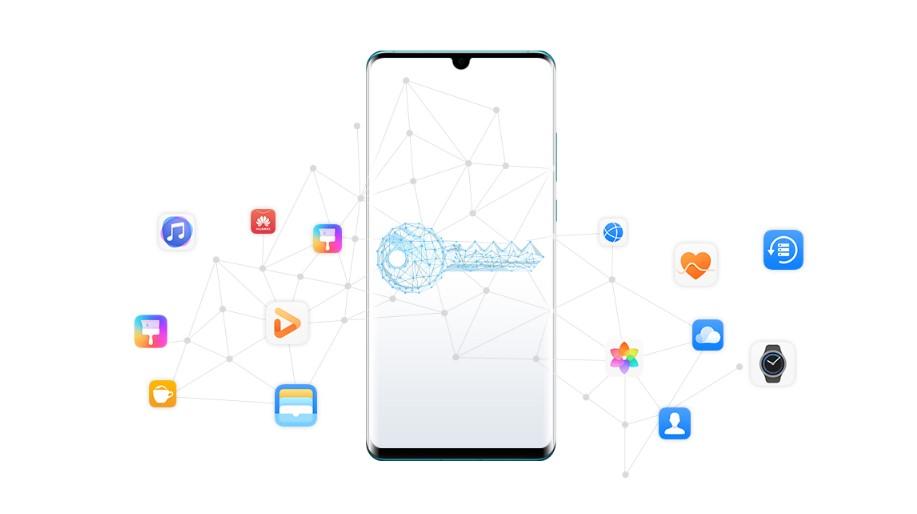 Smartphone Huawei senza Google Apps Huawei ID