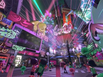 Splatoon 2 gratis splatfest