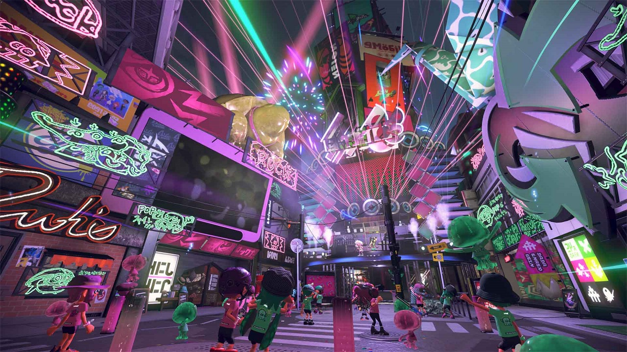 Un nuovo Splatfest in vista per Splatoon 2 thumbnail