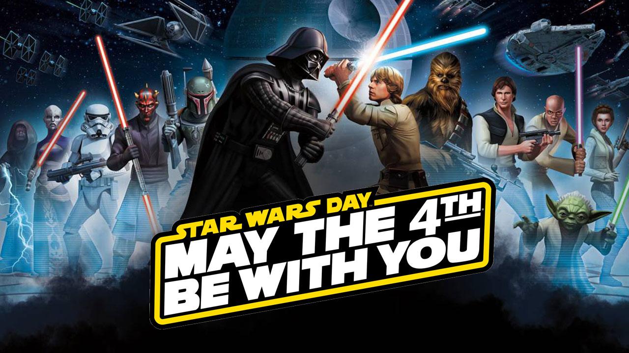 Star Wars giochi, tazze e felpe da non farsi scappare thumbnail