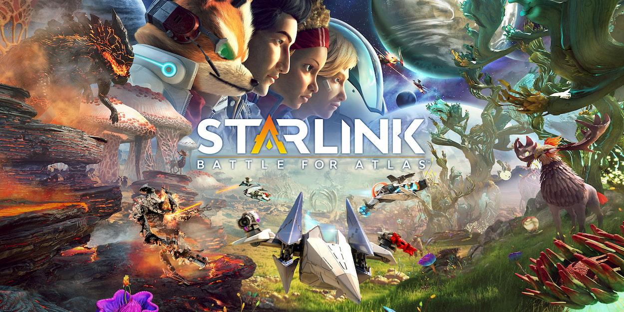 L'universo di Starlink è ora disponibile gratuitamente thumbnail
