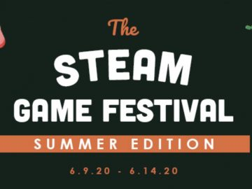 Steam Game Festival estate
