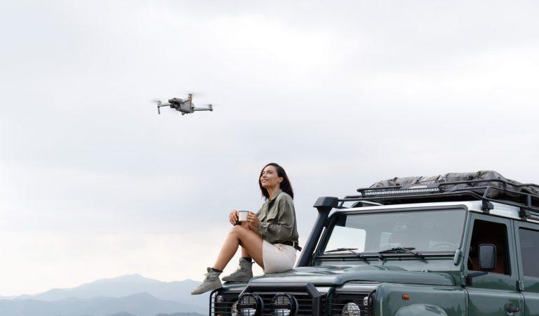 DJI Mavic Air 2: il nuovo drone è realtà