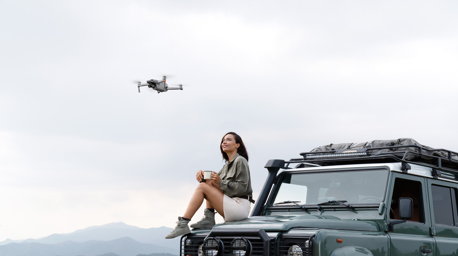 DJI Mavic Air 2: il nuovo drone è realtà thumbnail
