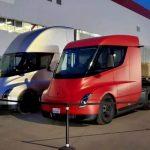 Tesla Semi posticipo