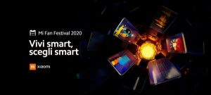 Xiaomi Mi Fan Festival 2020 in arrivo Per l'occasione, una serie di eventi in live streaming e tante promozioni