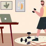 aliexpress fitness in casa