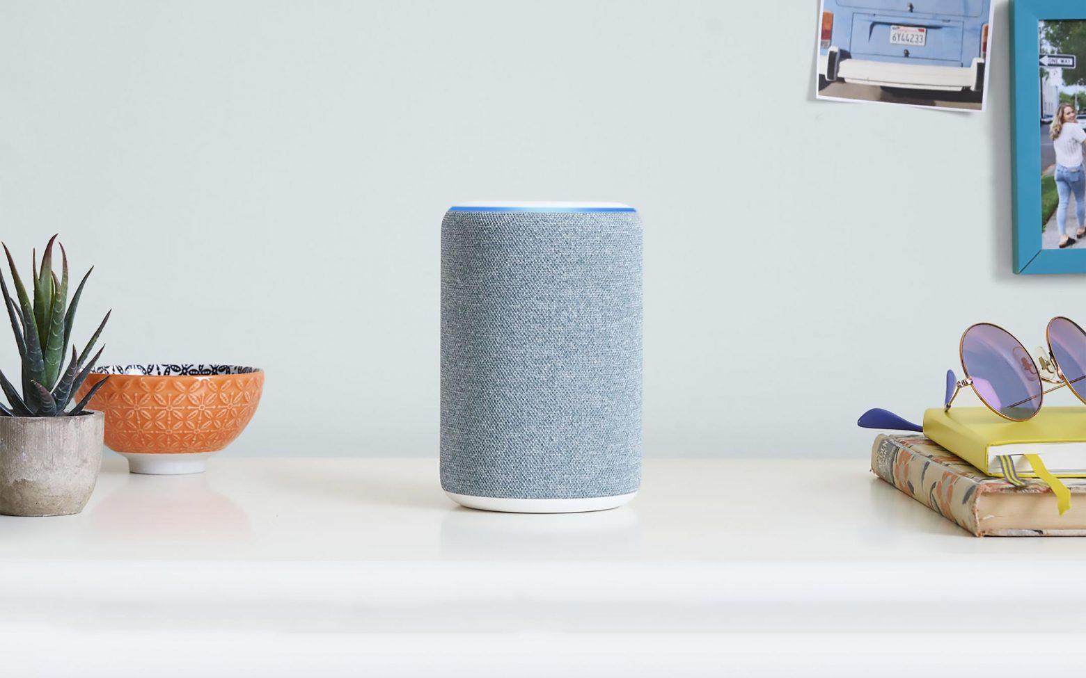 Amazon Echo di ultima generazione in offerta thumbnail