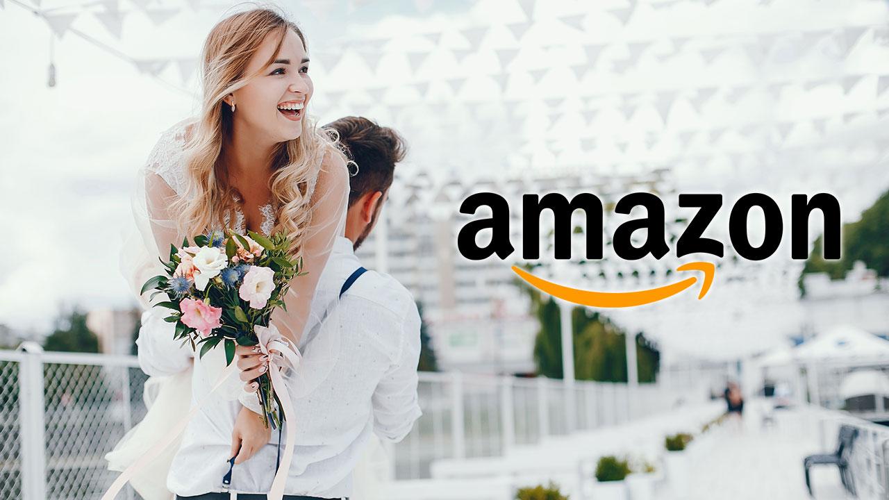 La tua lista nozze sarà unica grazie ad Amazon thumbnail