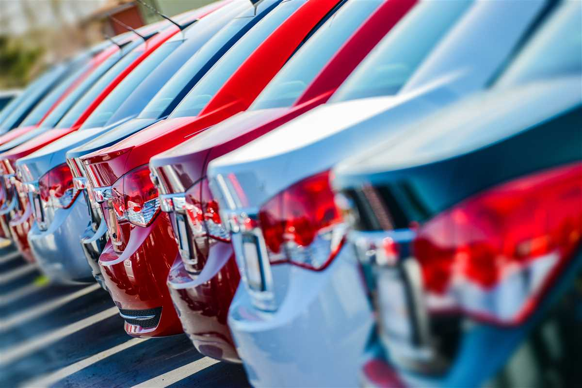 auto vendute incentivi