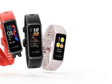 braccialetto fitness huawei band 4 pro