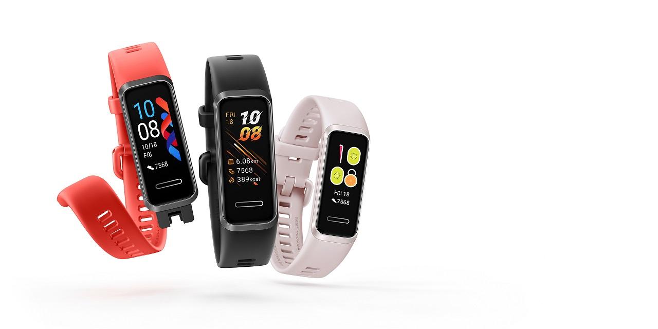 Cerchi un braccialetto fitness? Huawei Band 4 Pro è in offerta thumbnail
