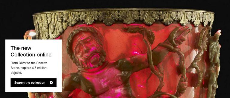 british museum online opere