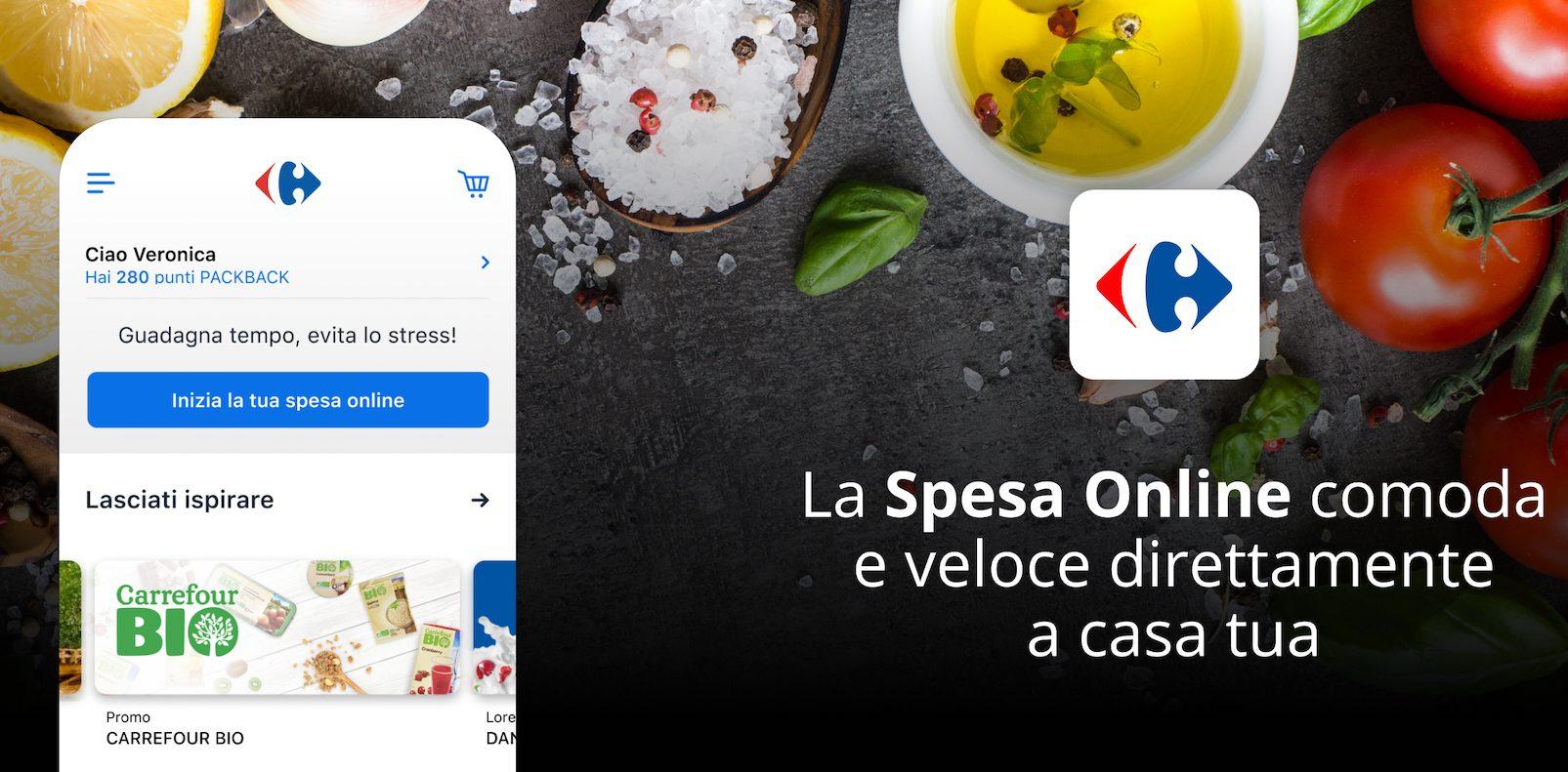 "Spesa Online: Carrefour ci salva con ""gli essenziali"" thumbnail"