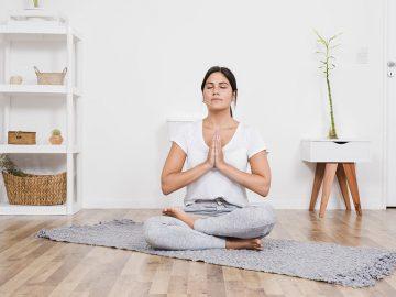 combattere l'ansia con la meditazione